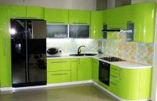 Чем покрасить кухню